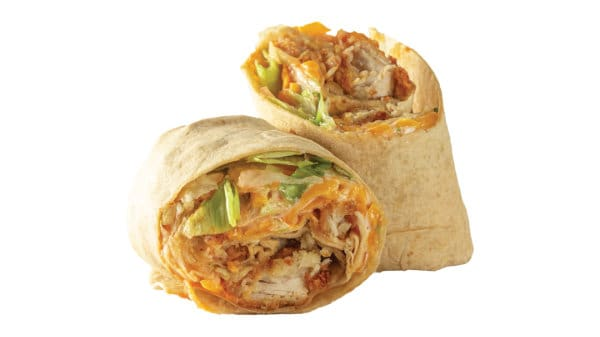 Ranch Chicken Wrap