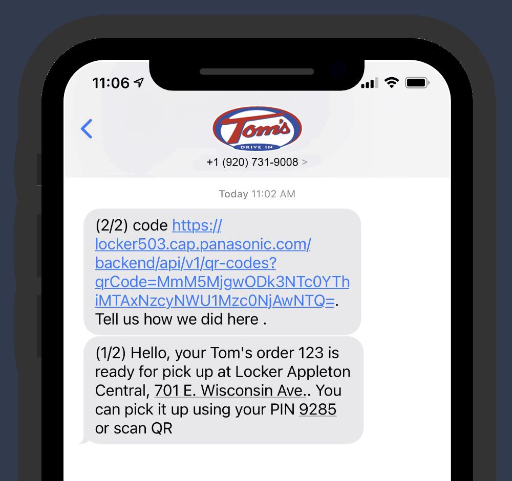 burgervault phonemessage cropped